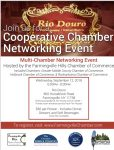 Cooperative Chamber Networking Event @ Rio Douro | Farmingville | New York | United States
