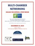 December Multi Chamber Coop Meeting @ Holiday Inn Express, Stony Brook | Centereach | New York | United States
