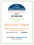 The Power Hour @ Spa Exo'tique @ Spa Exo'tique | Selden | New York | United States